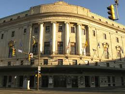 The Eastman Theatre in Rochester, NY