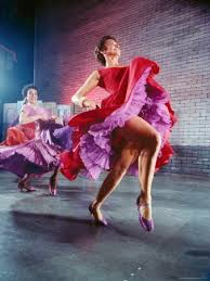 Chita Rivera in West Side Story